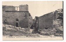 les baux  maison de la tour du brau , muséum lapidaire