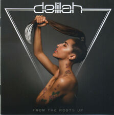 DELILAH From The Roots Up (2012) enhanced 18-track 2-CD album NEW/SEALED