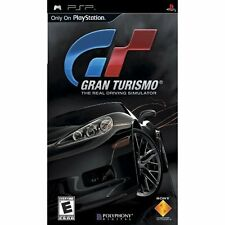Gran Turismo Game For Sony For PSP Very Good 6Z