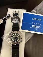 Seiko SBBN033 Prospex Marine Master 300m JDM Mens Watch in Very Good