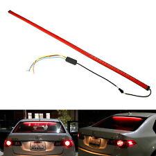 "36"" Flexible Rear Windshield 3rd Brake LED Light Strip w/Sequential Turn Signal"