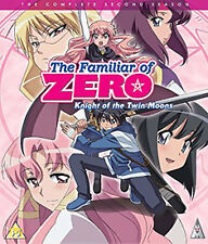 FAMILIAR OF ZERO - SERIES 2 COLLECTION - BLU-RAY - REGION B UK