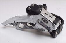 Shimano Deore XT FD-M770 MTB Front Derailleur 34.9mm Triple 9s Silver