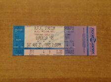 Biglietto Ticket Finale Supercoppa Italiana Milan - Torino 21/08/1993
