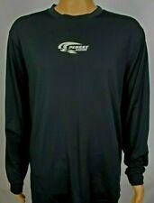 Penske Racing NASCAR Long Sleeve Black Shirt XL IndyCar Keselowski Legano