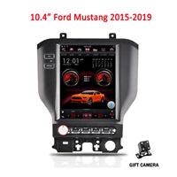 Android Tesla Car Stereo GPS for Ford Mustang 2015-2019 Auto Radio Headunit
