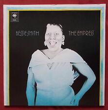 BESSIE SMITH 2 LP ORIG HOL  THE EMPRESS