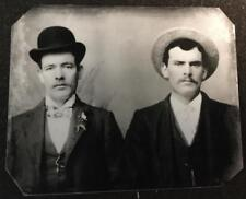 Butch Cassidy And The Sundance Kid tintype C473Rp