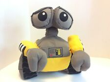 Disney Store Exclusive Pixar Wall-E 12in Plush Stuffed Robot Doll Toy