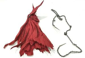SP-C-SPN: Deluxe wired cape & Metal Chain for McFarlane MK Spawn (No Figure)
