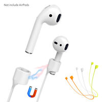 For Apple AirPods Strap Anti-lost Magnetic Loop Strap String Rope Connector