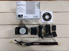 Ricoh Pentax K-S2 DSLR Camera - Black - Body Only - 20 MP - Used