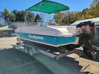 1997 Bayliner 28 Ft. Rendezvous Deck boat Mercury 200, Sea Ray, NICE, W / VIDEO!