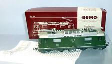 Bemo 1258 100; Universallok RhB Ge 4/4 II 611 Landquart in OVP /F447