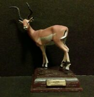 Kitan Club Nature Techni (like Kaiyodo) Savannah African Impala Figure