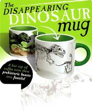 Unemployed Philosopher's Guild (UPG) Disappearing Dinosaurs Coffee Mug - 12 Oz.