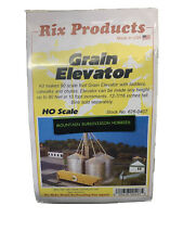 RIX 407 HO GRAIN ELEVATOR (KIT)        MODELRRSUPPLY $5 Coupon Offer