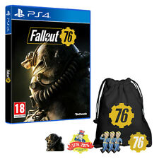 & Fallout 76 Sony PlayStation 4 Ps4 Game
