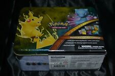 Collectors Chest Sun & Moon Shining Legends Set Pokemon Trading Cards Lunch Box