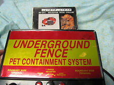 ELECTRONIC FENCE UNDERGROUND CONTAINMENT SYSTEM RF-100 WITH COLLAR  5515119
