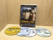 Homeland The Complete First Season / Series 1 DVD Boxset VGC