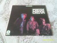 CREAM. FRESH CREAM. ATCO. SD 33-206. 1967.