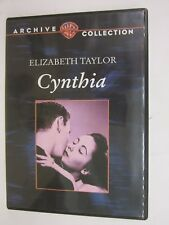 WARNER BROS - ARCHIVE COLLECTION - Cynthia (1947) (DVD, 2009) FREE SHIPPING