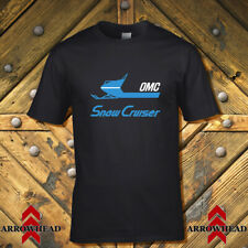Snow Cruiser vintage snowmobile style t-shirt