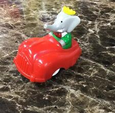 1992 Arby's Babar Toy Car