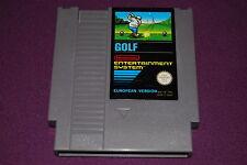 GOLF European Version - Nintendo - Jeu Golf NES DAS FRG