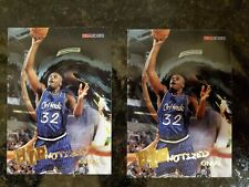 1996-97 Hoops Hipnotized Shaq Shaquille O'Neal - Lot of 2