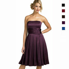 Party/Cocktail Strapless Dresses A-Line
