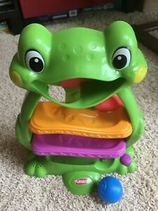 Playskool Tumble 'n Glow Froggio Toy 6 months+