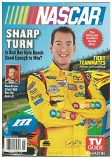TV Guide 2011 NASCAR Special Edition Issue Kyle Busch Cover!