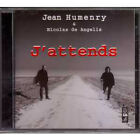 CD Nicolas De ANGELIS & Jean Humery J'attends NEW SEALED RARE
