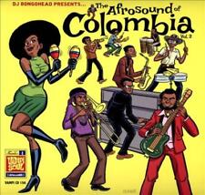 VARIOUS ARTISTS - THE AFROSOUND OF COLOMBIA, VOL. 2 [DIGIPAK] NEW CD