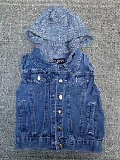 Chillipop Denim Jacket Coat Jeans Sweater Vest Girls Clothes Size 5 - 6
