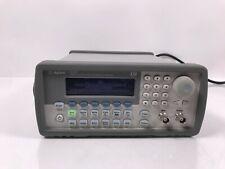 Keysight Agilent 33210a 10 Mhz Function Arbitrary Waveform Generator