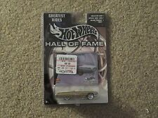 Hot Wheels Hall Of Fame Greatest Rides 1963 63 Ford Thunderbird Gold MOC 2002