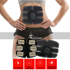 EMS Muscle Training Body Fitness ABS Exerciser Slimming Pads Body Shap Massager