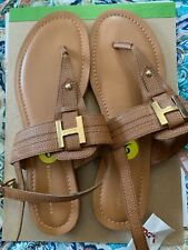 Tommy Hilfiger TAN WOMENS SANDALS SIZE 9 NEW WITH TAGS