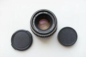 Carl Zeiss Jean PANCOLAR Zebra 1.8/50mm - M42 screw mount lens