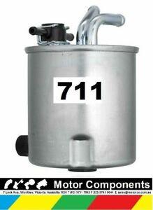 FUEL FILTER for NISSAN R51 PATHFINDER YD25 2.5L T DIESEL 6/06 > Z711 16400-EC00B