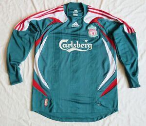 LIVERPOOL FC  Adidas Goalkeeper LS Shirt 2007/08 (S)