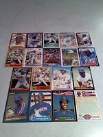 *****Ruben Sierra*****  Lot of 50 cards.....ALL DIFFERENT