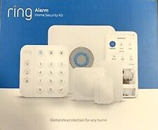 New Ring Alarm 8-Piece Home Security System - Complete Protection For Your Home