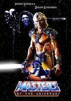 Masters of the Universe Movie POSTER 11 x 17, Dolph Lundgren, B, USA NEW