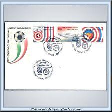 Mondiali Calcio Italia Firenze Stadio Comunun 15-6-1990