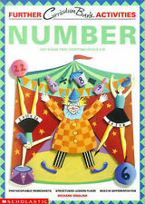 Number: Key Stage Two, Scottish Levels C-E (Further Curriculum Activities), New,