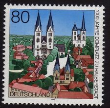 Germany 1996 Cathedral Square in Halberstadt SG 2702 MNH